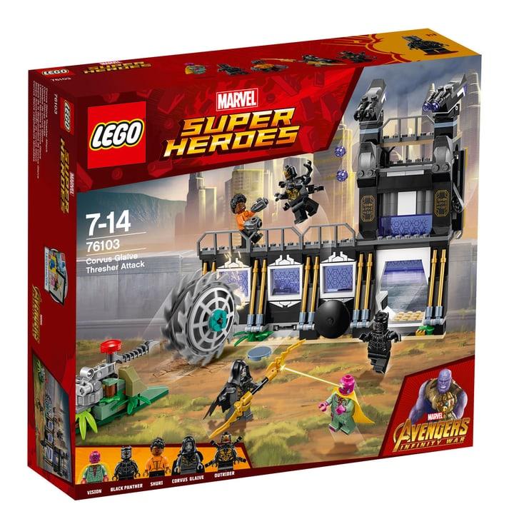 Lego Marvel Super Heroes 76103 748876400000 N. figura 1