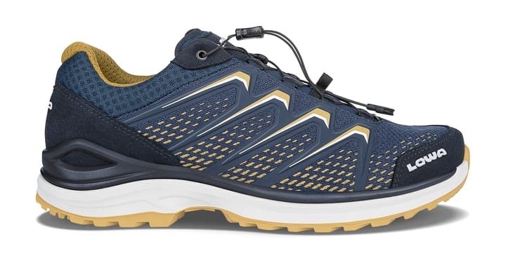 Maddox GTX Lo Chaussures polyvalentes pour homme Lowa 461104440040 Couleur bleu Taille 40 Photo no. 1