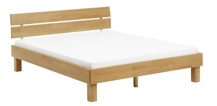 WOODLINE Bett HASENA 403231500000 Grösse B: 200.0 cm x T: 210.0 cm Farbe Buche natur Bild Nr. 1