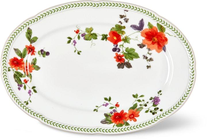 LANDHAUS Servierplatte Cucina & Tavola 700160300009 Farbe Multicolor Grösse B: 28.0 cm x T: 20.0 cm x H: 2.0 cm Bild Nr. 1