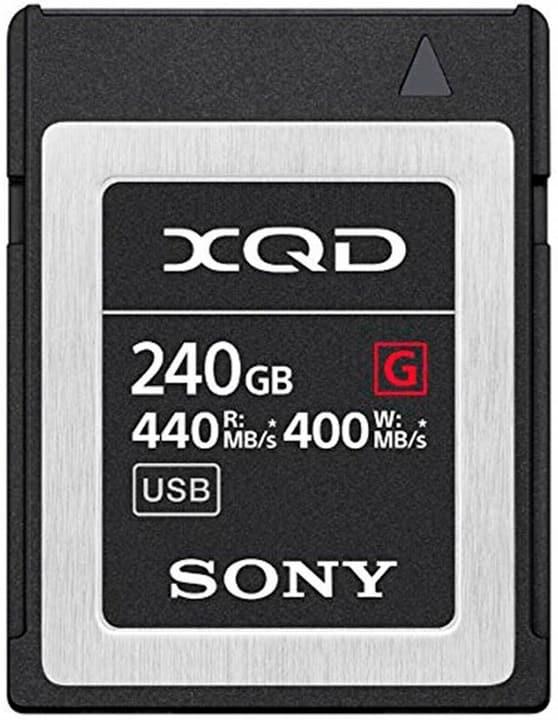 QD-G240F 240 GB XQD Card G Speicherkarten Sony 785300148915 Bild Nr. 1