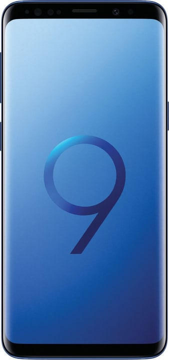 Samsung Galaxy S9 Coral Blue Smartphone