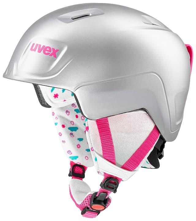 manic pro Casque de sports d'hiver Uvex 461876048029 Couleur magenta Taille 48-50 Photo no. 1