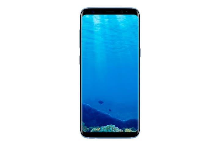 Galaxy S8 64GB Coral Blue Smartphone Samsung 785300129038 Photo no. 1