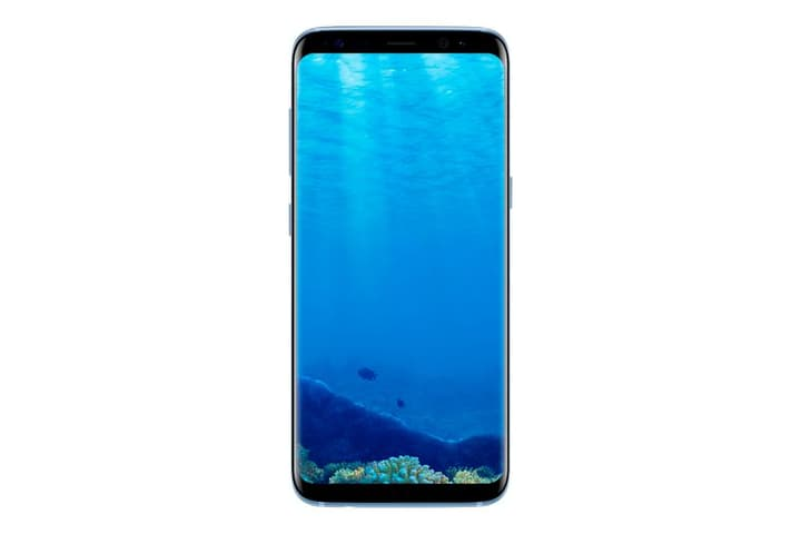 Galaxy S8 coral bleu Samsung 785300129038 Photo no. 1