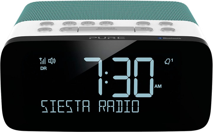 Siesta Rise S - Mint Radiowecker Pure 785300131581 Bild Nr. 1