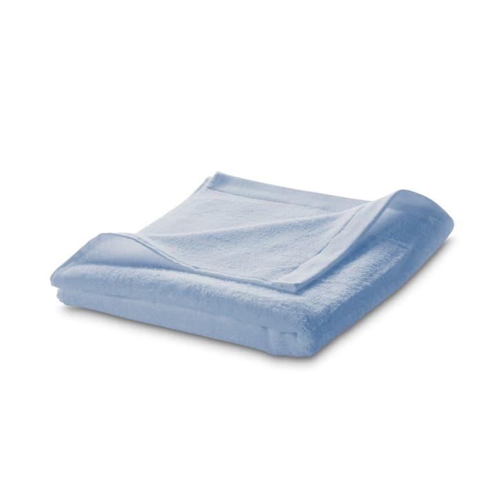 ROYAL Duschtuch 374040800000 Grösse B: 70.0 cm x T: 140.0 cm Farbe Azurblau Bild Nr. 1