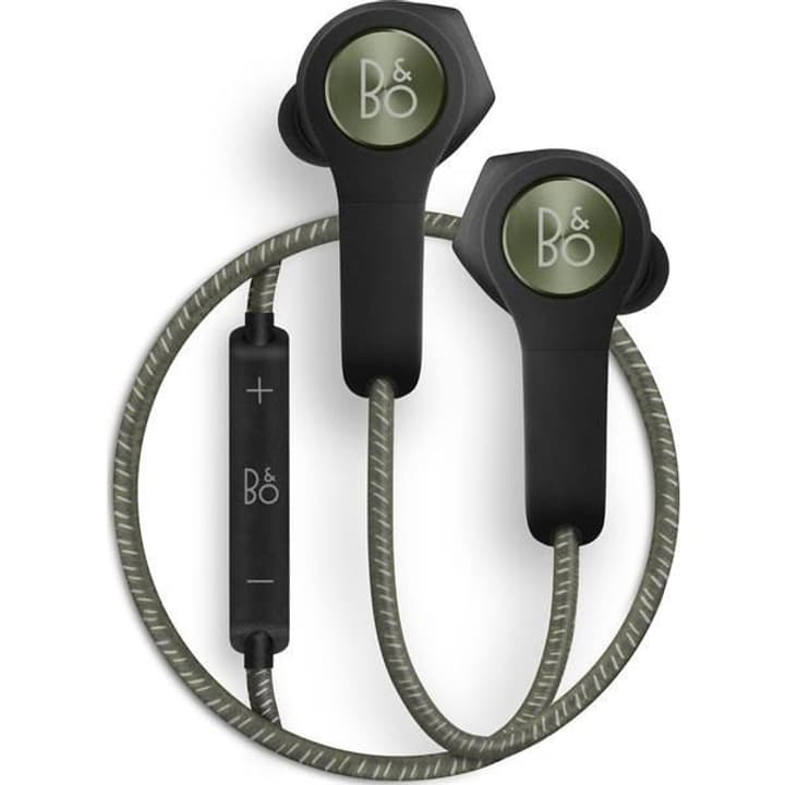 BeoPlay H5 - Moss Green In-Ear Kopfhörer B&O 785300126569 Bild Nr. 1