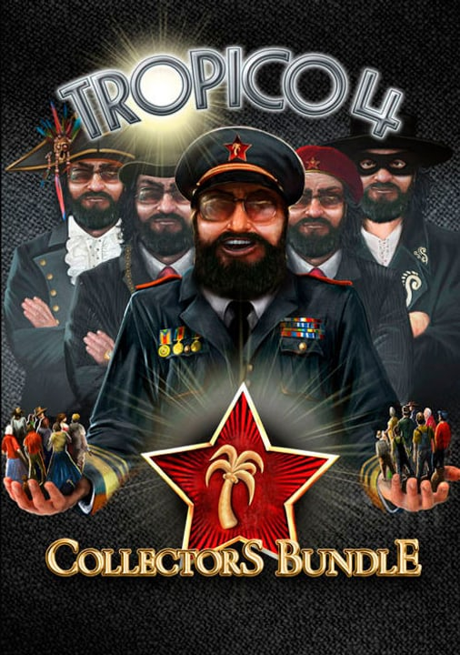 Mac - Tropico 4: Collectors Bundle Download (ESD) 785300134086 Photo no. 1
