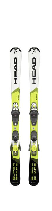 Supershape Team SLR Pro inkl. SLR 4.5 GW Kinder Ski inkl. Bindung Head 493613810710 Farbe weiss Länge 107 Bild-Nr. 1