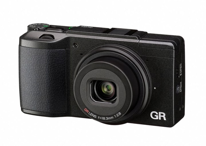 GR II Appareil photo compact Ricoh 785300123988 Photo no. 1