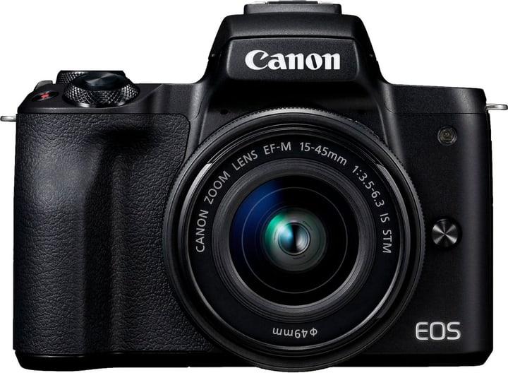 EOS M50 + 15-45 + 55-200 - nero Canon 785300134585 N. figura 1