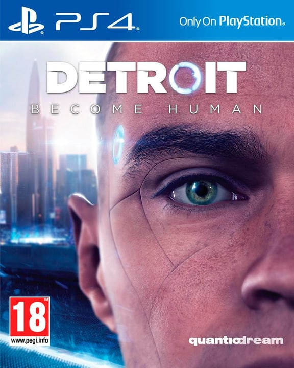 PS4 -  Detroit Become Human Fisico (Box) 785300135022 N. figura 1