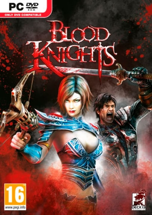 PC Blood Knights Digitale (ESD) 785300133362 N. figura 1