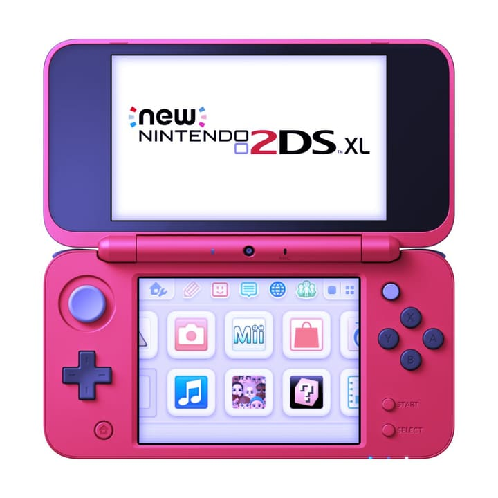 NEW 2DS XL édition Pokéball Nintendo 785437700000 Photo no. 1