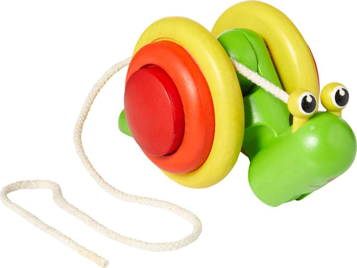 PUSH & PULL Schnecke Plan Toys 404732800000 Bild Nr. 1