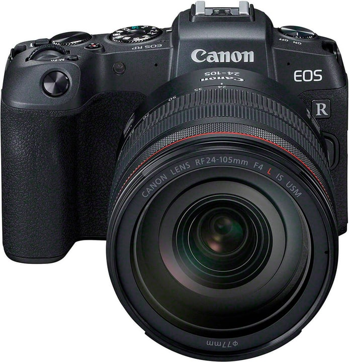 EOS RP + RF 24-105 + Ad. Import appareil photo rhybrid Canon 785300146550 Photo no. 1