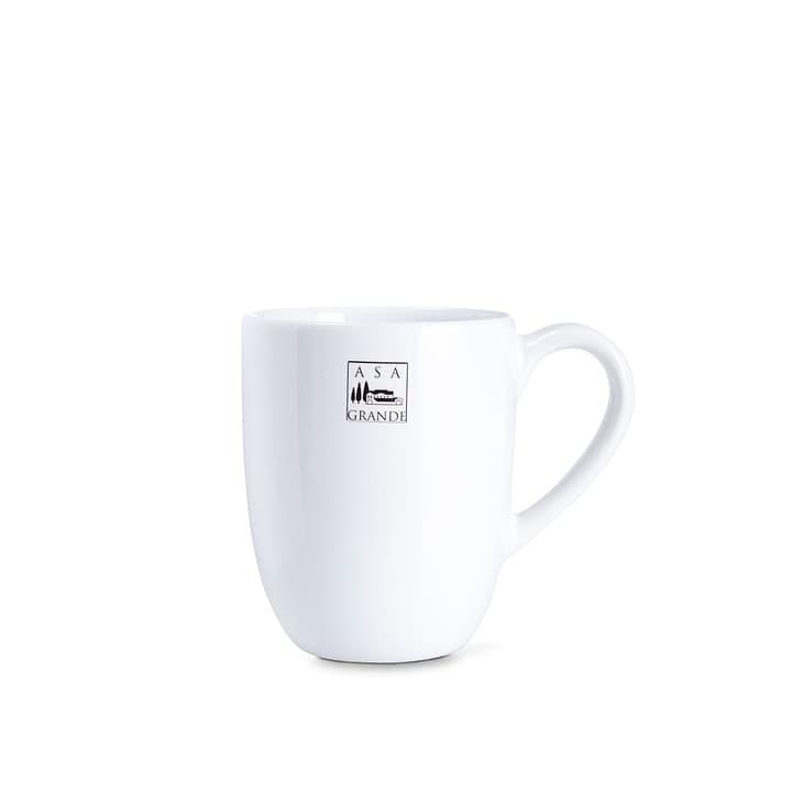 GRANDE Tazza con manico ASA 393000102055 Dimensioni L: 9.5 cm x P: 9.5 cm x A: 11.0 cm Colore Bianco N. figura 1