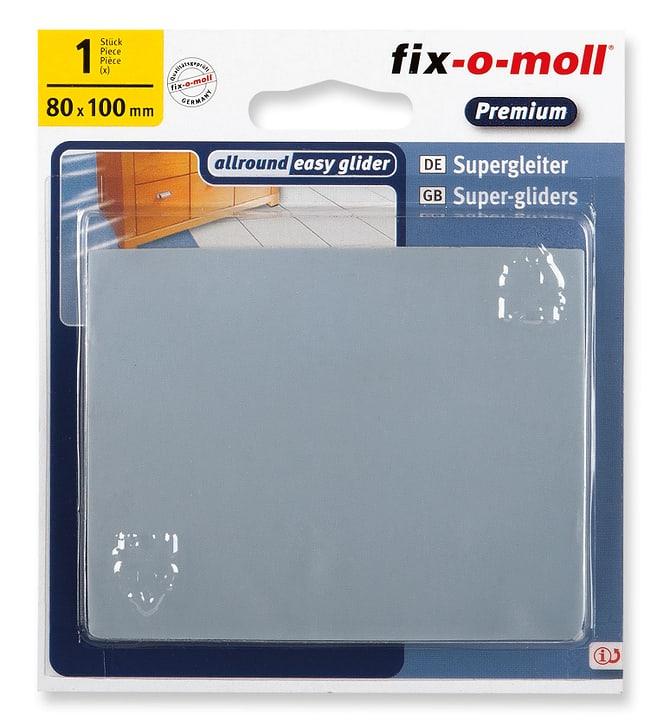 Piedini universale 1.5 mm / 100 x 80 mm 1 x Fix-O-Moll 607078000000 N. figura 1