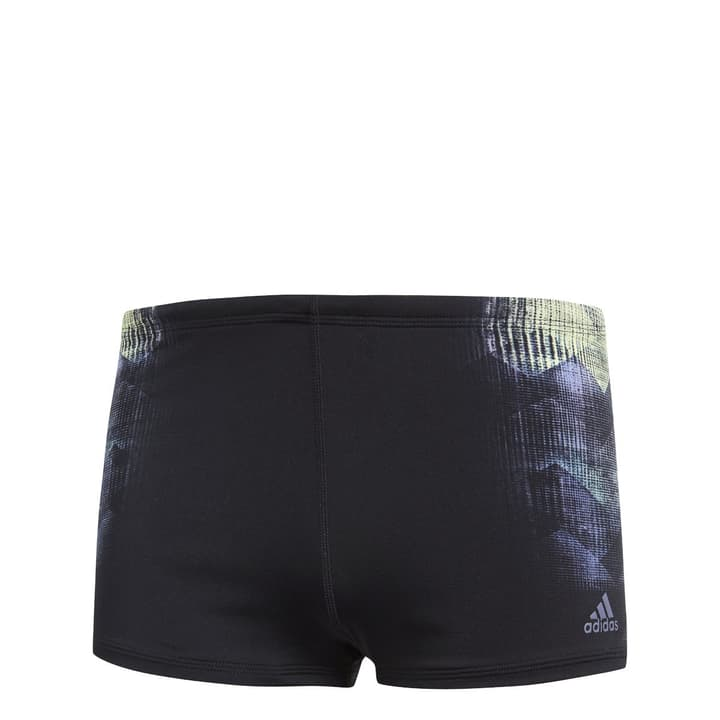 performance boxer placed adizero Boxer de bain pour homme Adidas 463101900620 Couleur noir Taille XL Photo no. 1