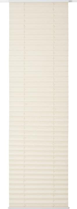 CRUSH Tenda plissetata 430750510074 Colore Beige Dimensioni L: 100.0 cm x A: 160.0 cm N. figura 1