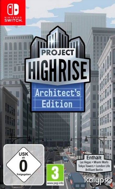 NSW - Project Highrise - Architect's Edition (D) Box 785300138886 Photo no. 1