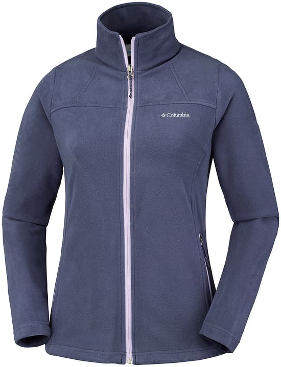 Fast Trek Light Veste en polaire pour femme Columbia 462771600580 Couleur gris Taille L Photo no. 1
