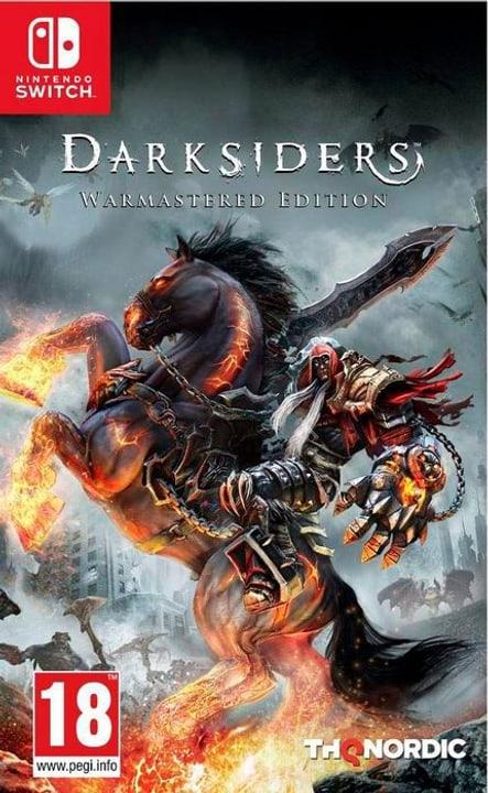 NSW - Darksiders - Warmastered Edition D Box 785300142617 N. figura 1