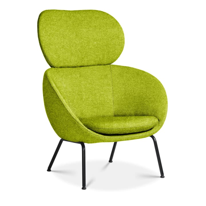 SAPO Fauteuil Edition Interio 360434107060 Dimensions L: 84.0 cm x P: 85.0 cm x H: 110.0 cm Couleur Vert Photo no. 1
