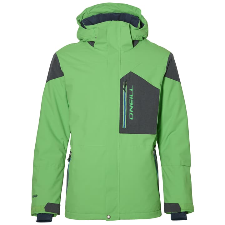 ON-UO-GIACCA DA_S,verde c Veste en polaire pour homme O'Neill 460353700361 Colore verde chiaro Taglie S N. figura 1