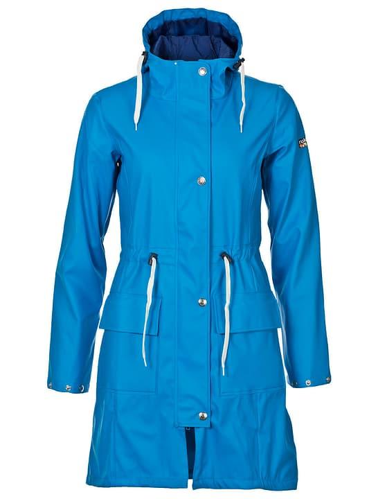 Kilpina Veste de pluie pour femme Rukka 498427804442 Couleur bleu azur Taille 44 Photo no. 1