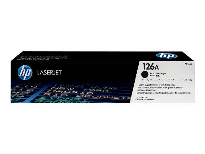 Toner-Modul 1200 Seiten, noir HP 797585000000 Photo no. 1