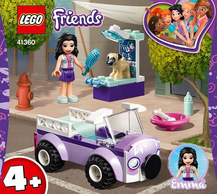 LEGO Friends 41360 clinique vétérin 748704100000 Photo no. 1