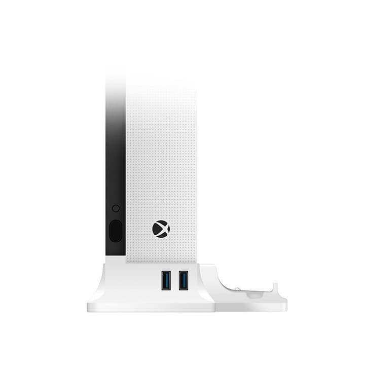 Xbox One S Base Stand, Charger, 2x Akku Ladestation Piranha 785300126515 Bild Nr. 1