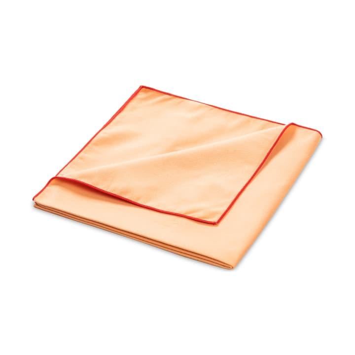 JIL Microfaser Handtuch 374143600140 Grösse B: 50.0 cm x T: 100.0 cm Farbe Orange Bild Nr. 1