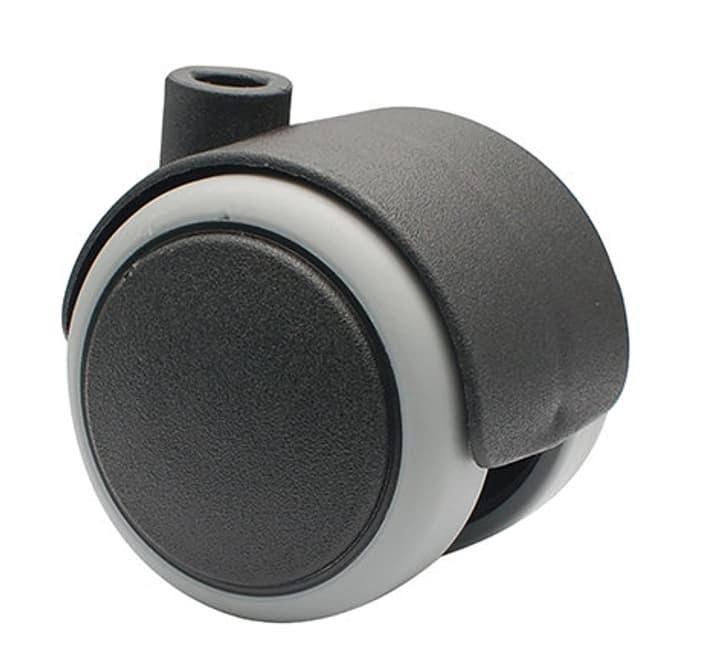 Möbel-Doppelrolle D50 mm Wagner System 606430000000 Bild Nr. 1