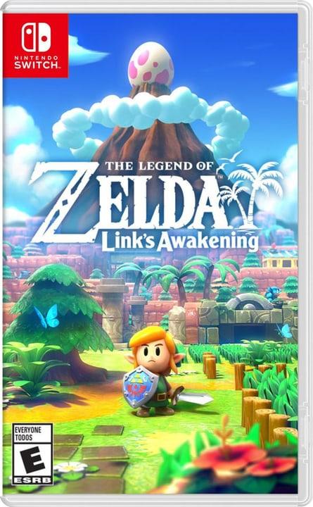 NSW - The Legend of Zelda: Link's Awakening Box Nintendo 785300145469 Langue Allemand Plate-forme Nintendo Switch Photo no. 1