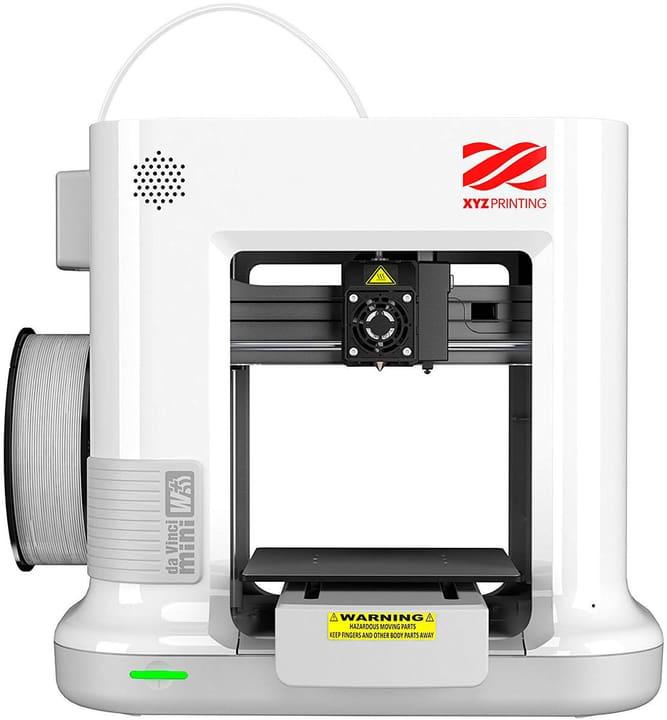 Da Vinci Mini W+ 3D-Drucker weiss XYZprinting 785300143030 Bild Nr. 1