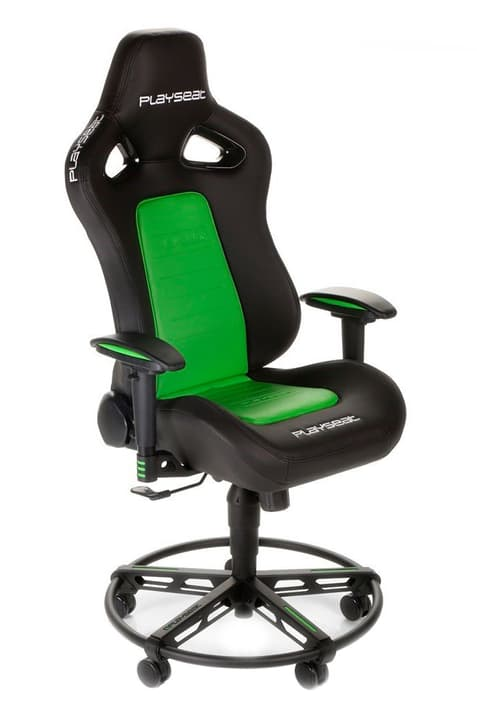 siége de jeu L33T vert Spielsitz L33T Grün Playseat 785300127599 Photo no. 1