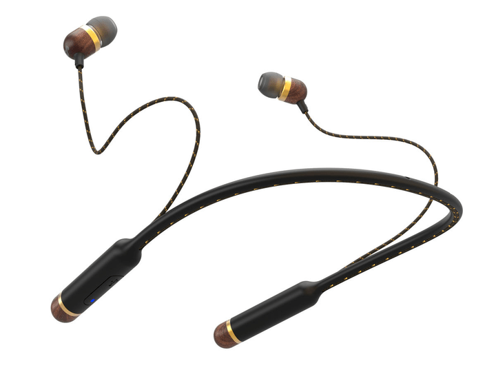 Smile Jamaica BT - Écouters Bluetooth In-Ear - Brass House of Marley 785300132120 Photo no. 1