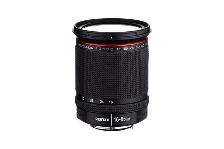 HD DA 16-85mm f/3,5~5,6 ED DC WR zoom Obiettivo Pentax 785300125661 N. figura 1