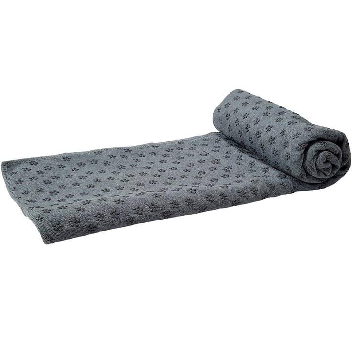 Telo yoga antiscivolo Tunturi con sacca grigio Tunturi 463062299980 Colore grigio Taglie one size N. figura 1