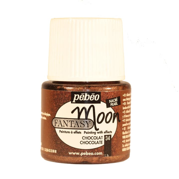 Fantasy Moon 45ml Pebeo 665905400000 Colore Marrone cioccolato N. figura 1