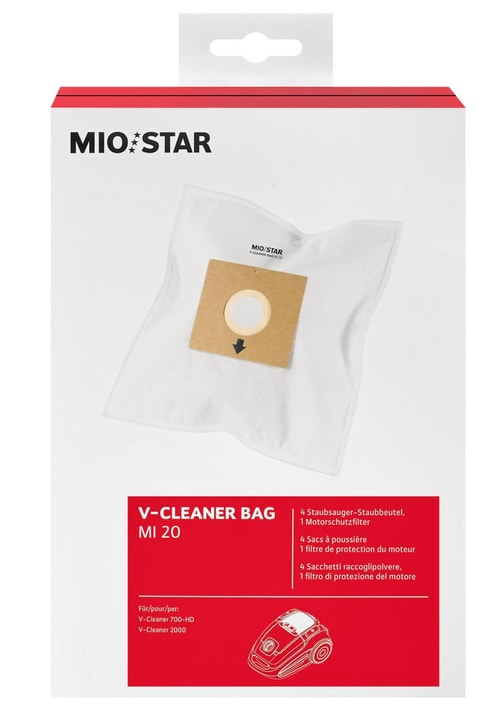 V-Cleaner Bag MI20 Mio Star 717163100000 Bild Nr. 1