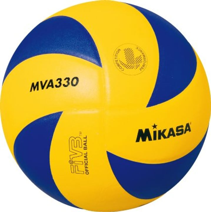 MVA330 Ballon de volley-ball Mikasa 472239600593 Taille / Couleur 5 - multicolore Photo no. 1