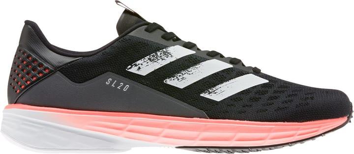 SL20 Chaussures de course pour homme Adidas 465303044020 Couleur noir Taille 44 Photo no. 1