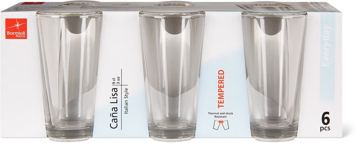 Bicchiere da vino bianco Cucina & Tavola 701122000004 Forma PRIMA WEISSW.BECHER 6-ER BP N. figura 1