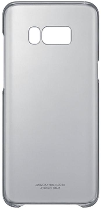 Clear Cover noir Coque Samsung 785300140425 Photo no. 1