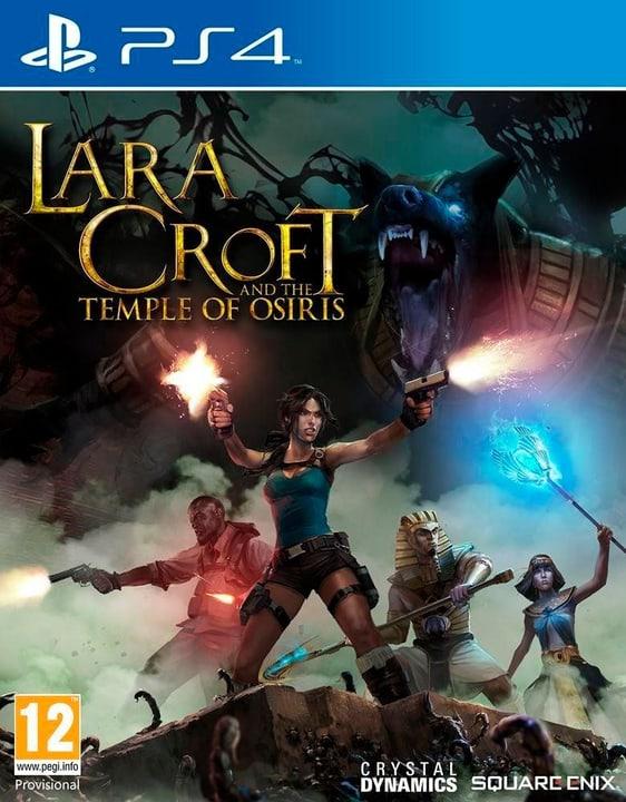 PS4 - Lara Croft et le Temple d'Osiris Box 785300121819 N. figura 1