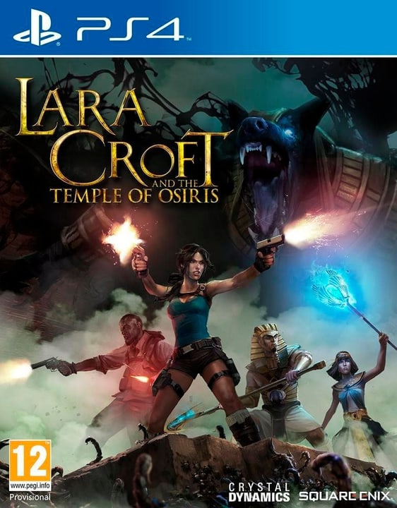 PS4 - Lara Croft et le Temple d'Osiris Box 785300121819 N. figura 1